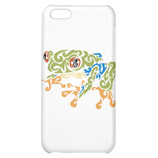 Frog Squirels Cover For iPhone 5C