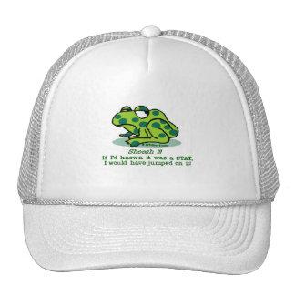Frog STAT Hat