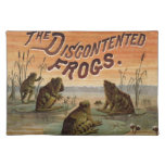 Frog Story Cheer Up Place Mat