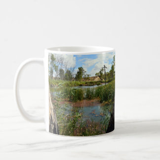 Frog_Swap_Paradise, _Big_Coffee_Mug Taza
