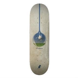Frog Tears Skateboard Deck
