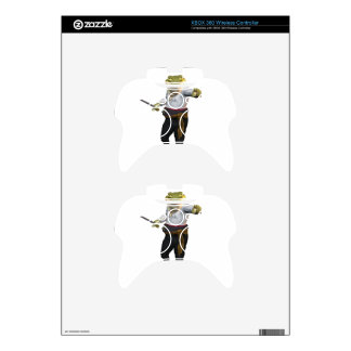 Frog the Hero Swordsman Xbox 360 Controller Skin
