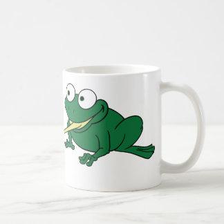 Frog Tongue Coffee Mug