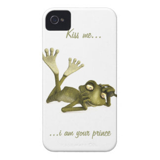frog toon iPhone 4 cover