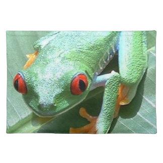 Frog / Tzfardea Placemat