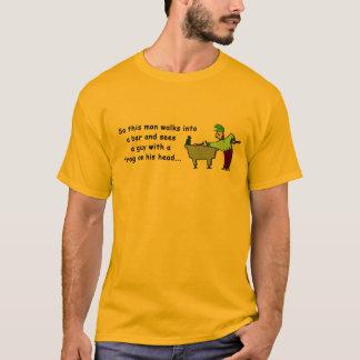 Frog Wart Joke T-Shirt