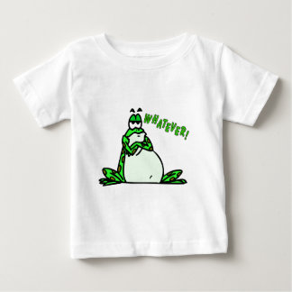 Frog whatever baby T-Shirt