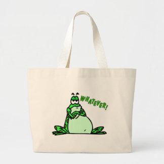 Frog whatever bag