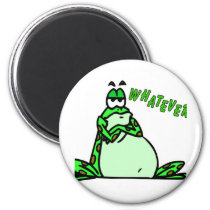 Frog whatever magnet
