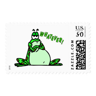 Frog whatever postage