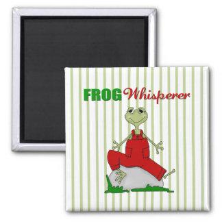 Frog Whisperer Magnet