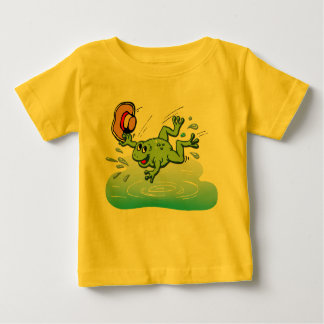 Frog with Hat Tee Shirt