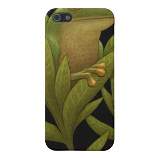 Frogbloom iPhone Case Cases For iPhone 5