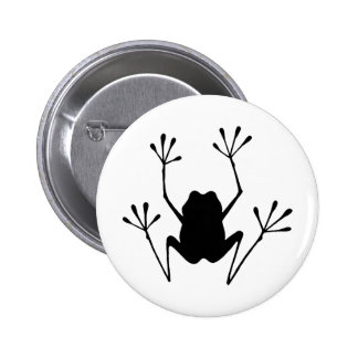 Frogeee Pinback Button