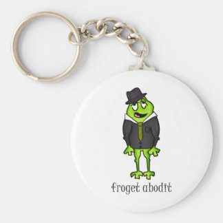 Froget Abodit Keychain