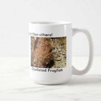 Frogfish Coffee Mug