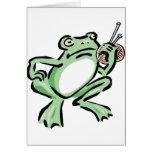 Frogger Felicitacion