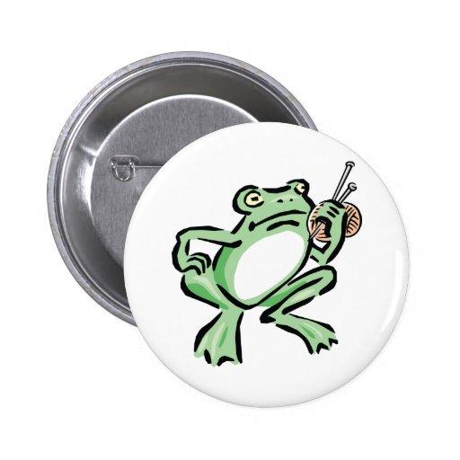 Frogger Pin
