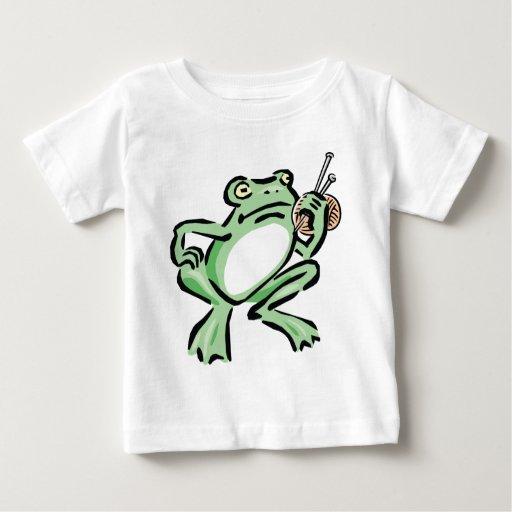 Frogger Playera Para Bebé
