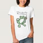 Frogger Poleras