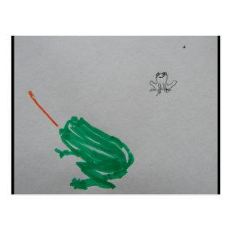 Frogger Postal