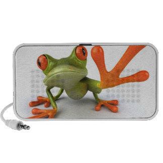 Frogger renovó PC altavoces