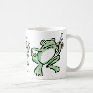Frogger Taza
