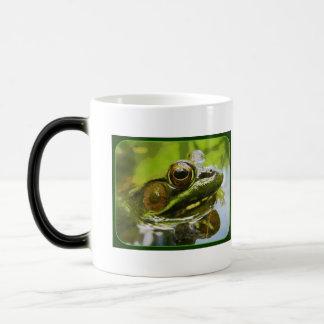 Frogger Taza Mágica