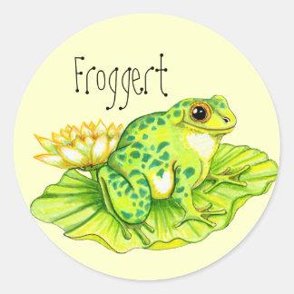 Froggert Etiquetas