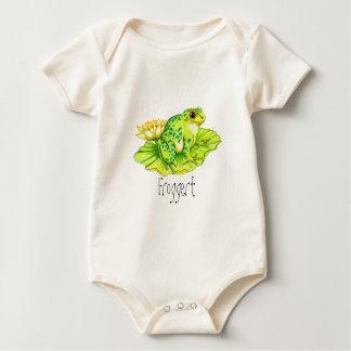 Froggert Signature Infants Baby Bodysuit