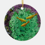 Froggery 2 with Koi Magical Surreal Kid's Ornaments