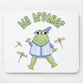 Froggie Big Brother Mouse Pad