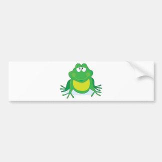 Froggie Bumper Stickers