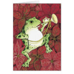 Froggie Holiday Card