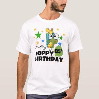 Froggie Hoppy 85th Birthday T-Shirt