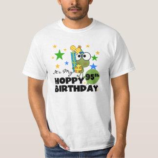 Froggie Hoppy 95th Birthday T-Shirt