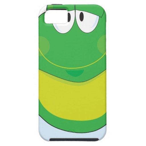 Froggie iPhone 5 Carcasas