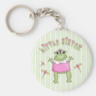 Froggie Little Sister Keychain