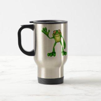 Froggie Coffee Mugs