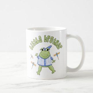 Froggie pequeño Brother Tazas