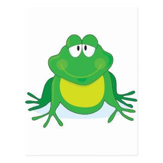 Froggie Tarjetas Postales
