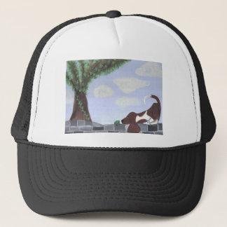 Froggie Trucker Hat