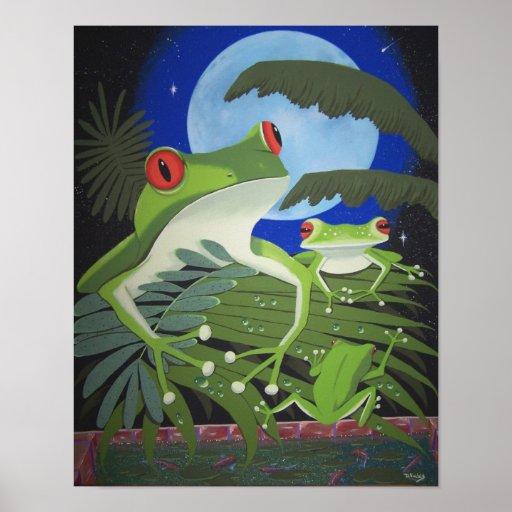 froggies impresiones