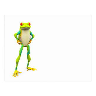 froggy2 tarjetas postales