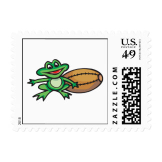 froggy and football stamps
