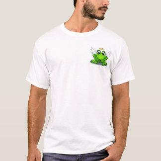 Froggy angelical playera