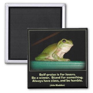 Froggy Be a Winner Magnet