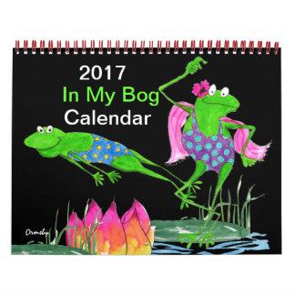 Froggy Calendar 2017
