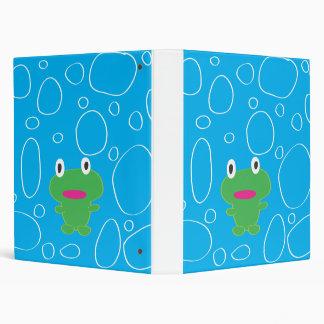 "Froggy Carpeta 1"""
