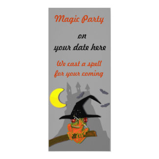 Froggy casts a spell for you card